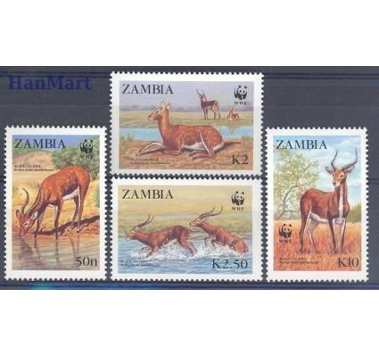 Znaczek Zambia 1987 Mi 438-441 Czyste **