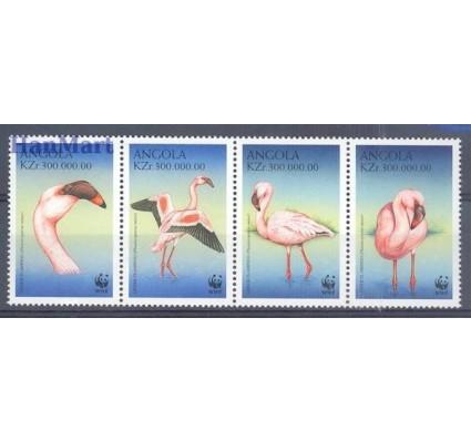 Znaczek Angola 1999 Mi 1321-1324 Czyste **