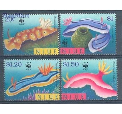 Znaczek Niue 1999 Mi 922-925 Czyste **