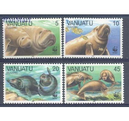 Vanuatu 1988 Mi 782-785 Czyste **