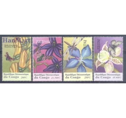Kongo Kinszasa / Zair 2001 Mi 1665-1668 Czyste **