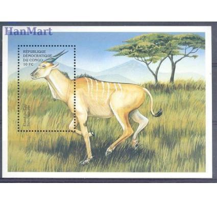 Kongo Kinszasa / Zair 2000 Mi bl 85 Czyste **