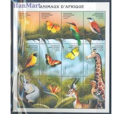 Znaczek Kongo Kinszasa / Zair 2000 Mi 1423-1434 Czyste **