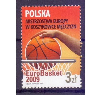 Znaczek Polska 2009 Mi 4447 Fi 4297 Czyste **
