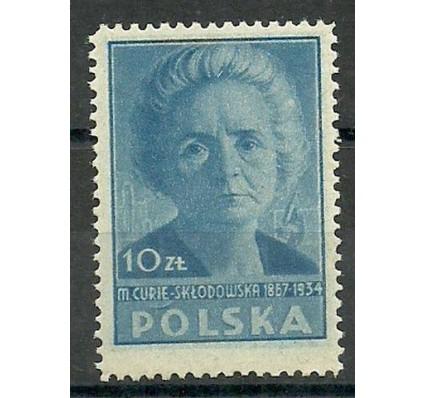Znaczek Polska 1947 Mi 468 Fi 434B Czyste **