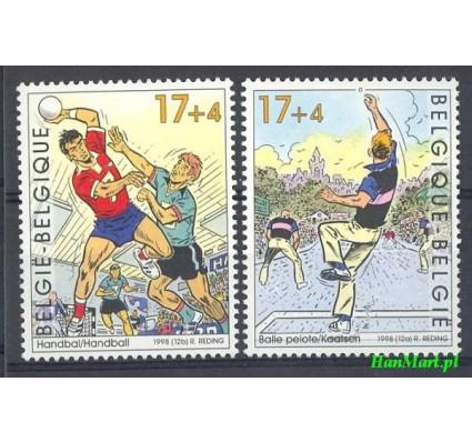 Belgia 1998 Mi 2812-2813 Czyste **