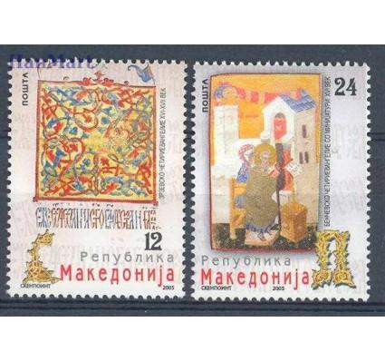 Macedonia 2004 Mi 340-341 Czyste **
