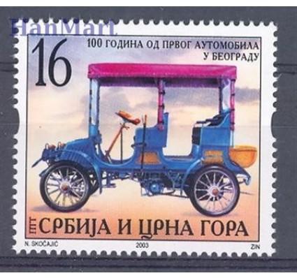 Serbia i Czarnogóra 2003 Mi 3128 Czyste **