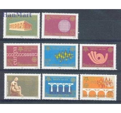 Serbia i Czarnogóra 2005 Mi 3257-3264 Czyste **