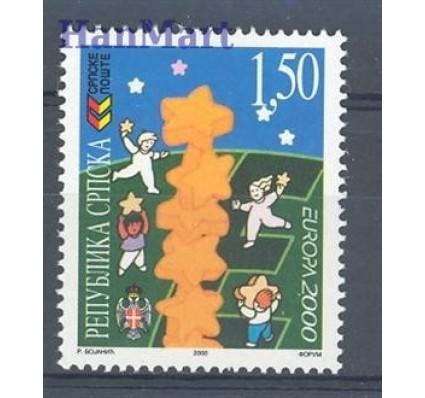 Znaczek Republika Serbska 2000 Mi 167 Czyste **