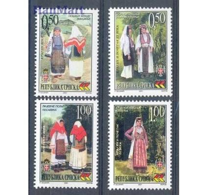 Republika Serbska 2001 Mi 206-209 Czyste **