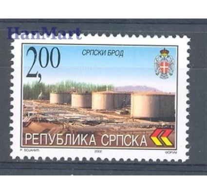 Znaczek Republika Serbska 2002 Mi 240 Czyste **