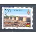 Republika Serbska 2002 Mi 240 Czyste **
