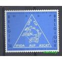 Belgia 1998 Mi 2836 Czyste **