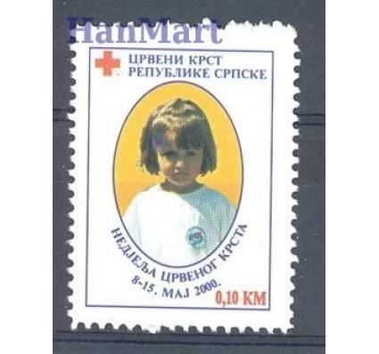 Znaczek Republika Serbska 2000 Mi zwa 6 Czyste **