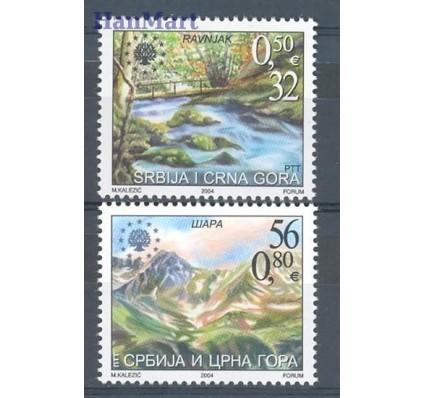 Znaczek Serbia i Czarnogóra 2004 Mi 3204-3205 Czyste **