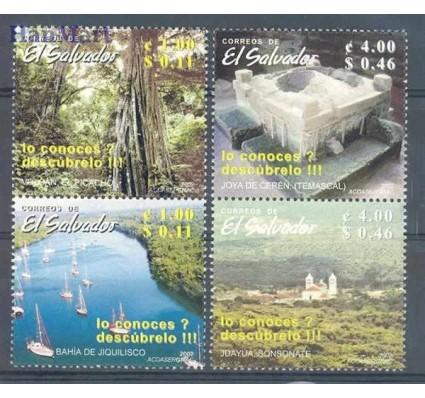 Salwador 2002 Mi 2296-2299 Czyste **