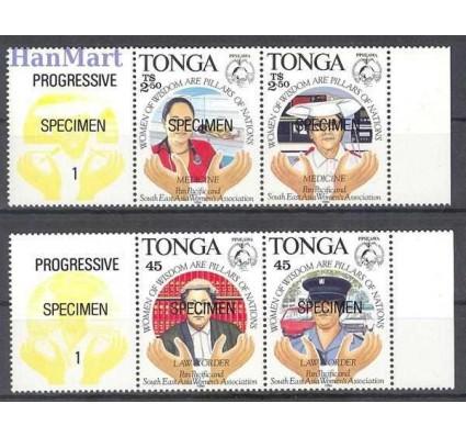 Tonga 1994 Mi 1328-1331 Czyste **