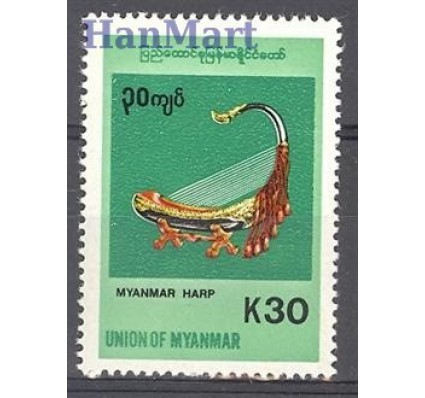 Myanmar 1999 Mi 346 Czyste **