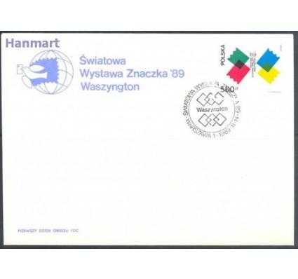 Polska 1989 Mi 3229 Fi 3081 FDC