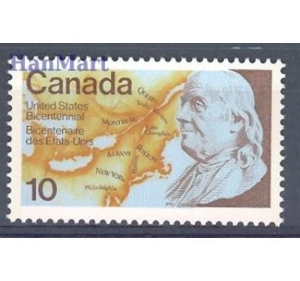 Znaczek Kanada 1976 Mi 627 Czyste **