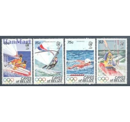 Znaczek Belize 1984 Mi 14-17 Czyste **