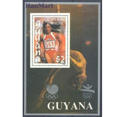 Gujana 1989 Mi bl 45 Czyste **