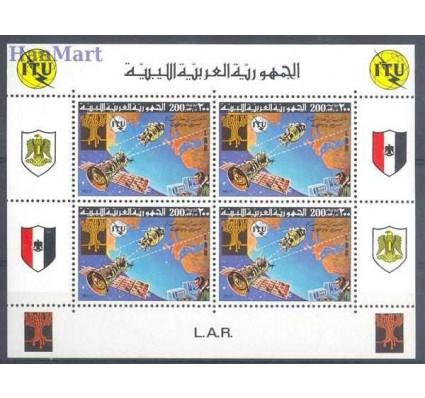 Znaczek Libia 1977 Mi bl 32 Czyste **