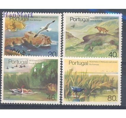 Znaczek Portugalia 1985 Mi 1668-1671 Czyste **