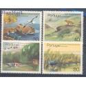Portugalia 1985 Mi 1668-1671 Czyste **