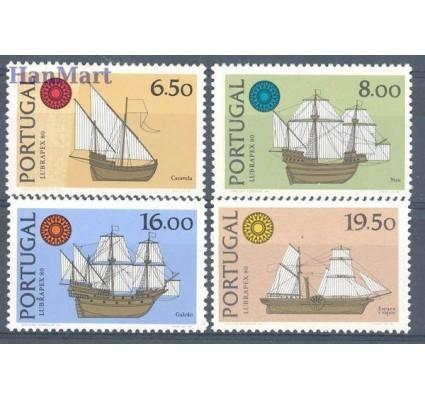 Znaczek Portugalia 1980 Mi 1504-1507y Czyste **