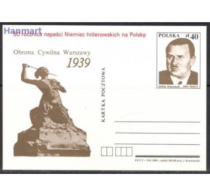 Polska 1989 Fi Cp 1007-1008 Całostka pocztowa