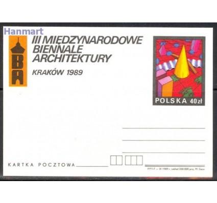 Polska 1989 Fi Cp 1010 Całostka pocztowa