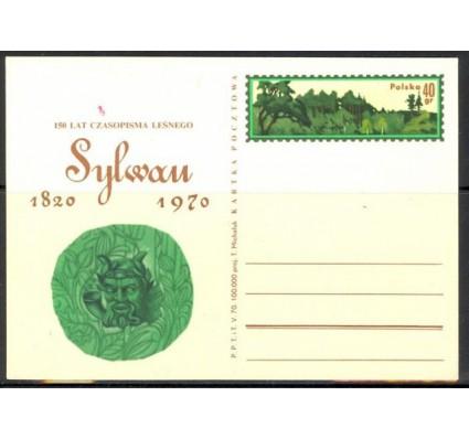 Znaczek Polska 1970 Fi Cp 459 Całostka pocztowa