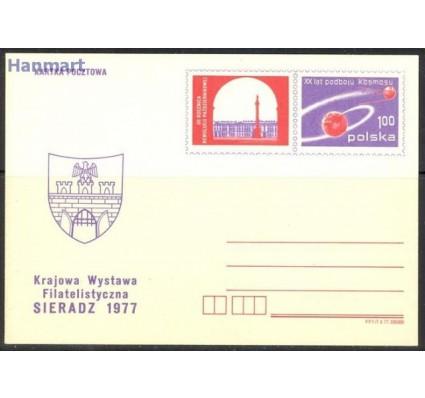 Polska 1977 Fi Cp 680c Całostka pocztowa