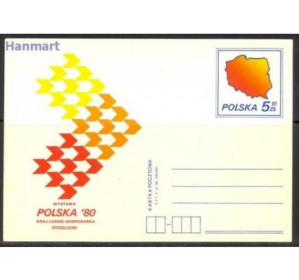 Znaczek Polska 1980 Fi Cp 751 Całostka pocztowa