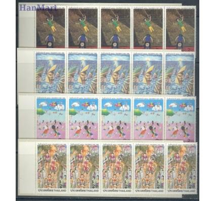 Znaczek Tajlandia 1998 Mi 1830-1833 Czyste **
