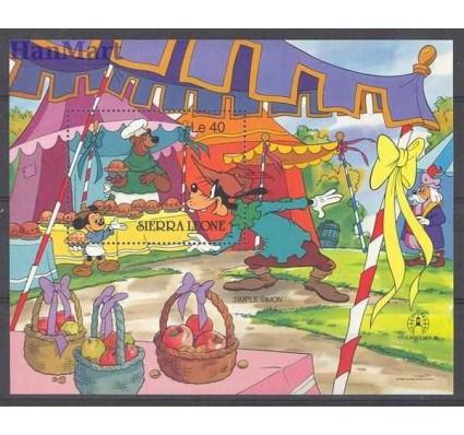 Sierra Leone 1986 Mi bl 54 Czyste **