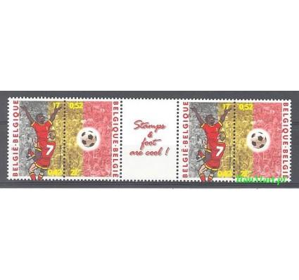 Belgia 2000 Mi 2943-2944 Czyste **