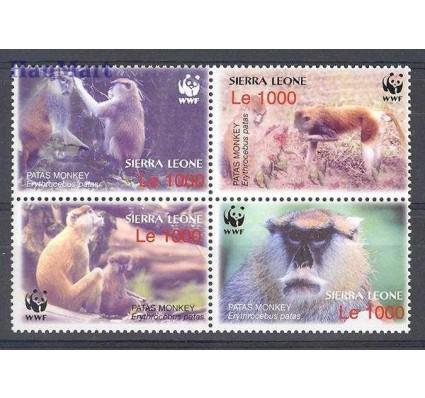 Sierra Leone 2004 Mi 4694-4697 Czyste **
