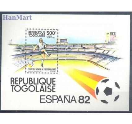 Togo 1982 Mi bl 190 Czyste **