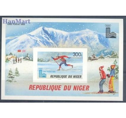 Znaczek Niger 1979 Mi bl26B Czyste **