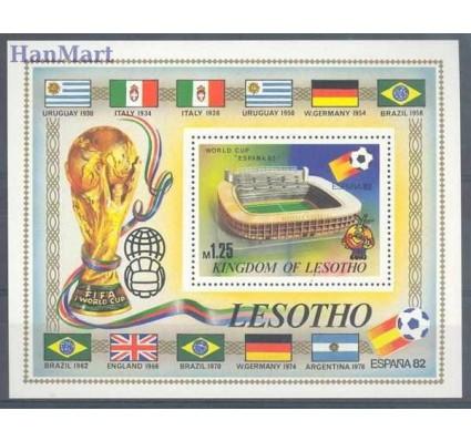 Lesotho 1982 Mi bl 14 Czyste **
