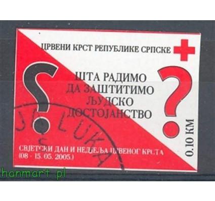 Republika Serbska 2005 Mi zwa 16 Stemplowane