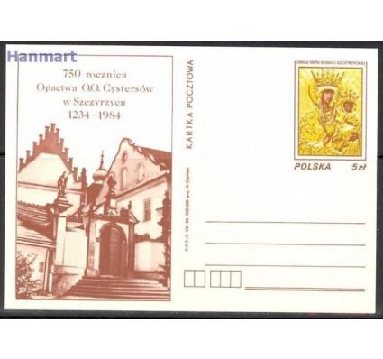 Polska 1984 Fi Cp 881 Całostka pocztowa