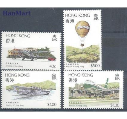 Hong Kong 1984 Mi 423-426 Czyste **