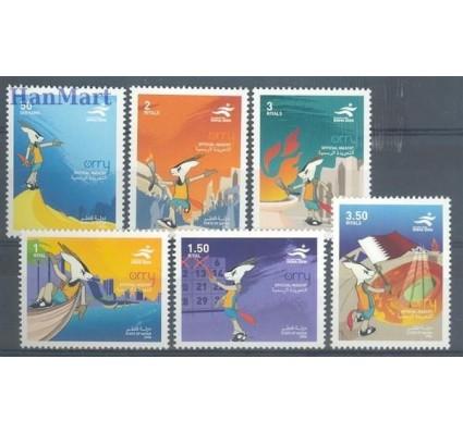 Katar 2004 Mi 1246-1251 Czyste **