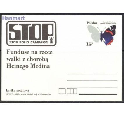 Polska 1985 Fi Cp 915 Całostka pocztowa