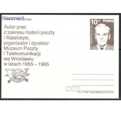 Znaczek Polska 1987 Fi Cp  967 Całostka pocztowa