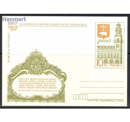 Polska 1987 Fi Cp 966 Całostka pocztowa